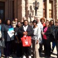 Union members from across the state gathered in Austin to meet with Legislators and their staff at the Capitol. The 15 union members broke into teams and met with state Representatives...