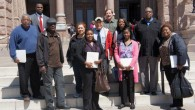 On Wednesday March 20th, 12 parole union members from across the state traveled to Austin for TSEU's 2013 Parole Mini Lobby Day. Following a Parole Caucus Meeting at the TSEU...
