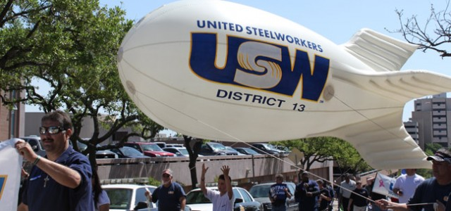 Our union brothers and sisters working in 5 area refineries have gone out on strike over health and safety issues, overtime demands and the contracting out of their jobs. While...
