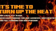 [MAY 7, 2015] In a very tough legislative session, TSEU members are leading the fight for: increased funding and staffing for our agencies and universities, an across the board pay...