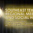 Calling ALL Southeast Texas area TSEU members. Mark your calendar and make plans to attend: Southeast Texas Regional Meeting and Social Hour SATURDAY, OCTOBER 3 3:00pm – 5:00pm: meeting |...