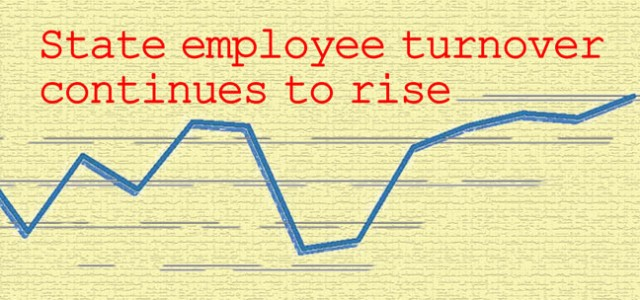 According to the State Auditor's annual report on state employee turnover, Texas saw its highest turnover rate across all state agencies this year since 2000. The average turnover for all...