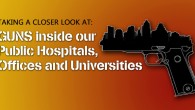 Guns in our Public Hospitals, Offices and Universities TSEU Resolution on the Texas Gun Policy With the passage of new gun legislation in Texas, the Executive Board of TSEU/CWA Local...