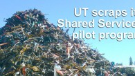 [SEPT 2016] The primary component of UT Austin's controversial Shared Services plan, the Central Business Office (CBO) pilot program, has been shelved. An email from UT Austin's senior vice president...